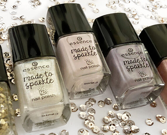 essence Made To Sparkle Trend Editie