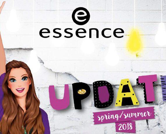Preview: essence Lente/Zomer 2018