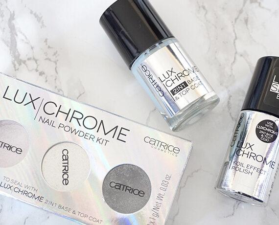 CATRICE Lux Chrome Collectie