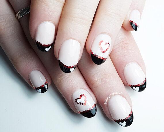 Valentijn Nail Art