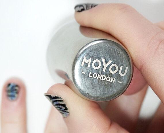MoYou -London- Marshmallow Sticky Stamp
