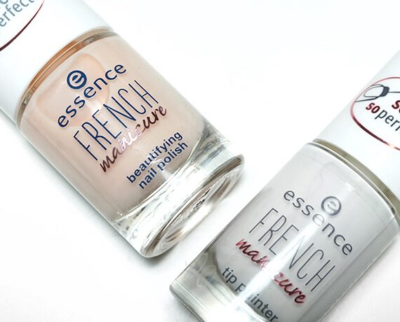 essence French Manicure