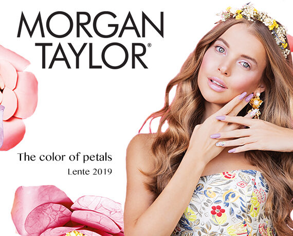 Preview: Morgan Taylor The Colors Of Petals Collectie 2019