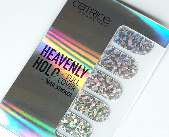 CATRICE 01 XOXO Holo Nail Stickers