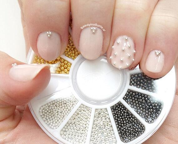 Kaviaar Nail Art