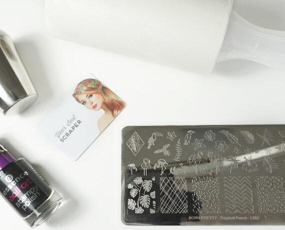 Stamping Nail Art Tips & Tricks