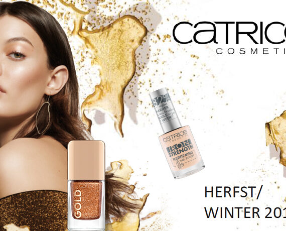Preview: Catrice Herfst/Winter 2019