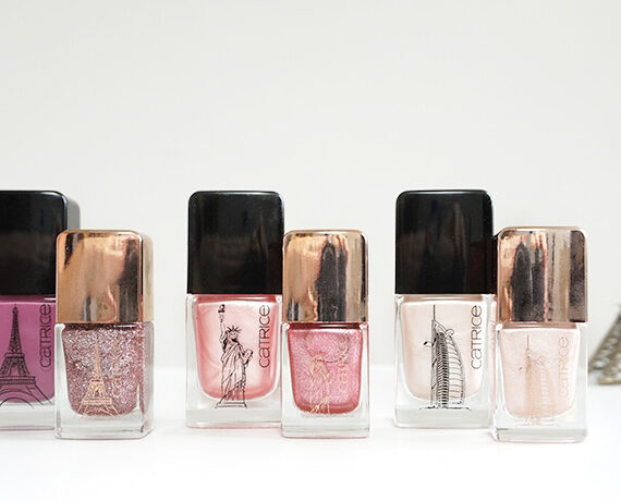 Catrice Travel ICONails