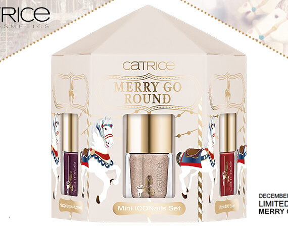 Preview: Catrice Merry Go Round Limited Edition