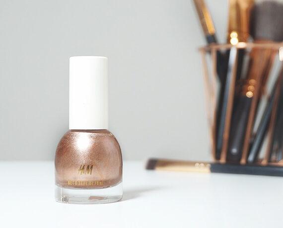 H&M Copper Rose