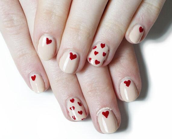 Valentijn 2020 Nail Art