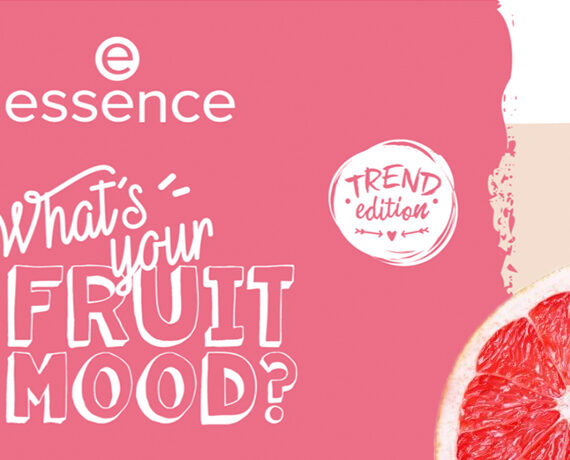 """Preview: essence """"What's Your FRUIT MOOD"""" Trend Edition"""